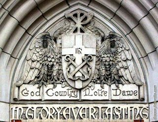 Notre-dame-god-country